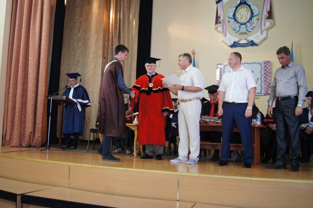 Вручення дипломів випускникам ДВНЗ «ПДТУ» 2017 року - 1630