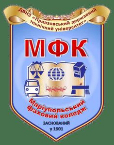 Герб Мариупольского колледжа