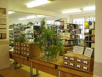 Читальна зала бібліотеки ПДТУ