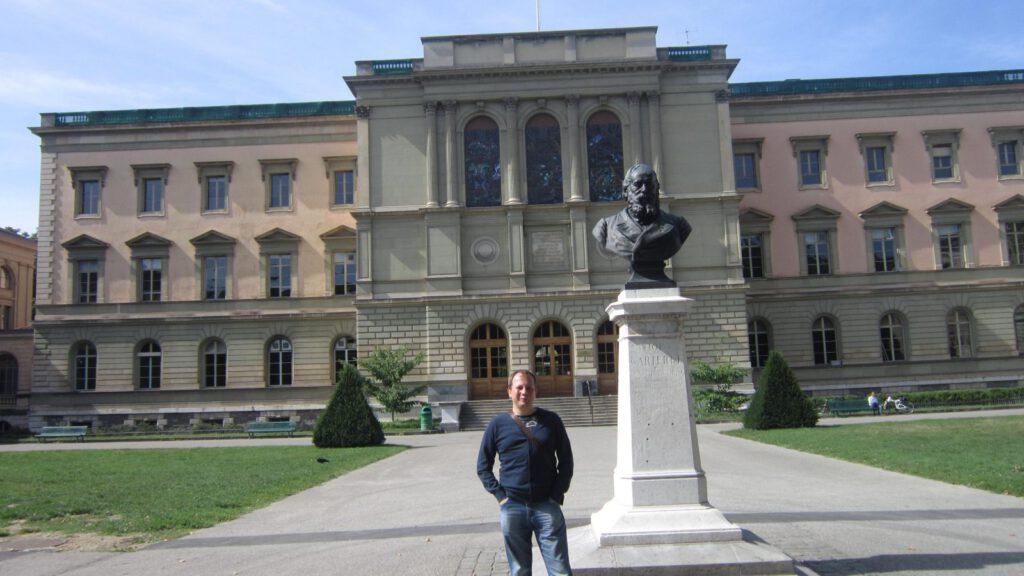 Университет Женевы, Швейцария, 2017