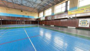 Ігровий зал спорткомплексу