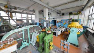 Лабораторія механічного обладнання