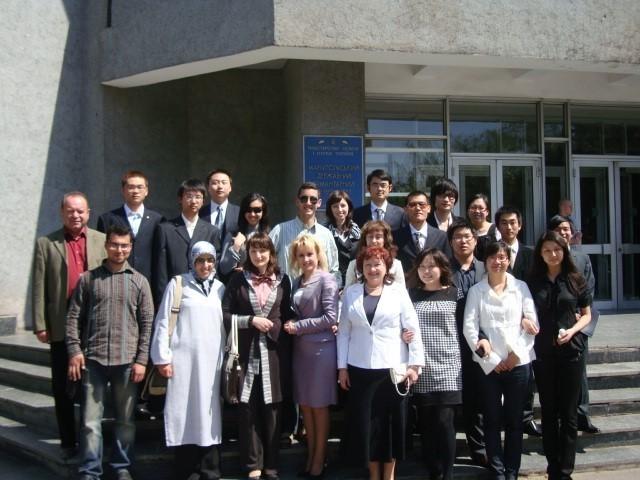 Студенти ПДТУ з Китаю й Марокко – учасники Міжнародної конференції