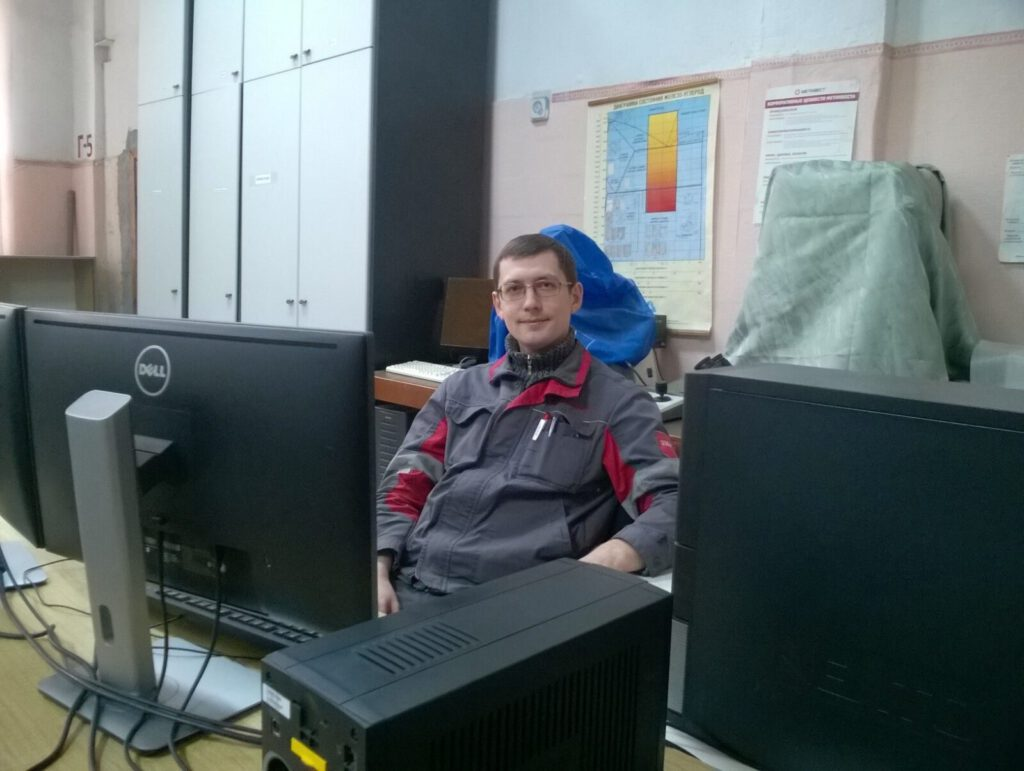 Олексій Єфременко, к.т.н., начальник групи цеху механічних випробувань ПРАТ «МК «Азовсталь»