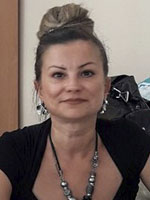 Євдокімова Галина Михайлівна