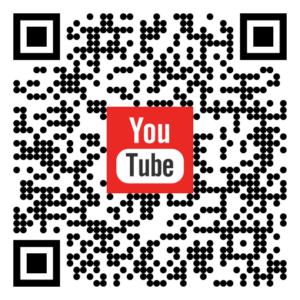 qr код на канал ПГТУ на youtube