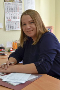 Бухлал Наталя Анатоліївна